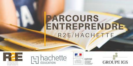 Lancement du  concours Parcours Entreprendre et l' billets