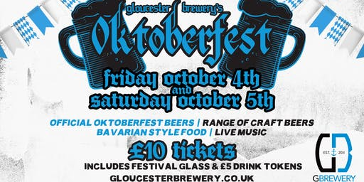 Oktoberfest at Gloucester Brewery 2019