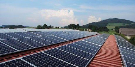 Conto Rinnovabili: nuovi incentivi al fotovoltaico per le PMI biglietti