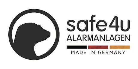 Safe4u Business-Info - Vorstellung der Geschäftsmöglichkeit Safe4u Tickets