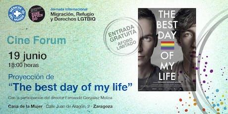 CINE FORUM - Jornada Internacional MIGRACIÓN, REFUGIO Y DERECHOS LGTBIQ entradas
