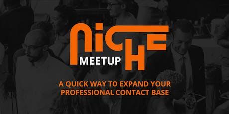 Niche Meetup Speed Networking in Ubud - June 2019 Edition  tickets