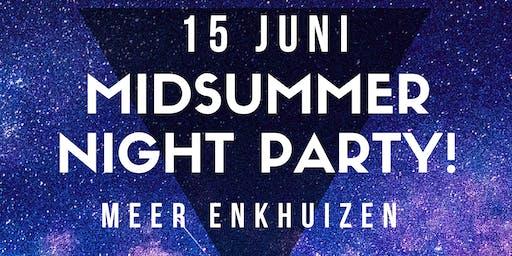 Midsummer night party