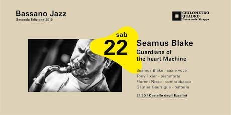 Seamus Blake biglietti