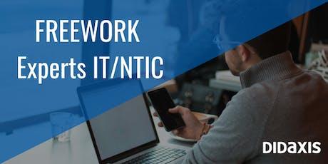 FREEWORK : l'atelier découverte du portage salarial dédié aux experts IT/NTIC. billets