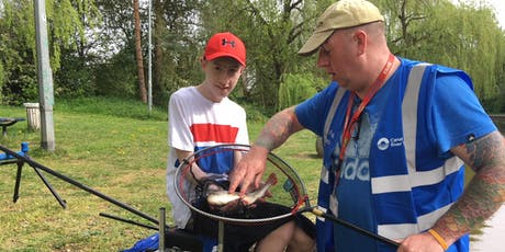 Free Let's Fish! - Leicester - Learn to Fish Sessions tickets