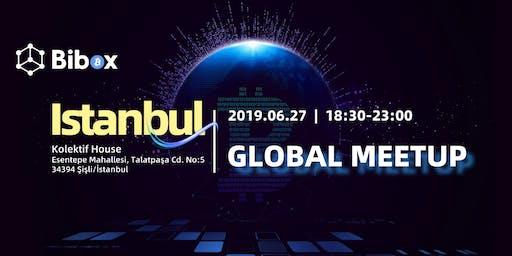 Bibox Global Meetup - Istanbul