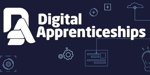 Digital Apprenticeships- Open Evening