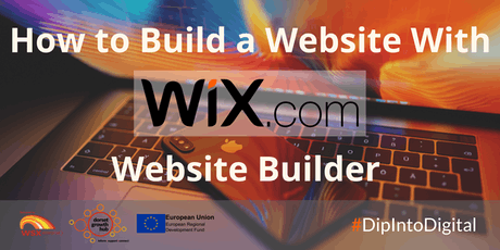 How to Build a Website With Wix.com Website Builder -  Weymouth - Dorset Growth Hub tickets