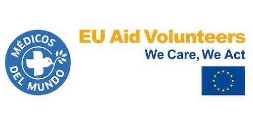 INFO DAY: EU Aid Volunteers