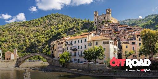 OffRoad: Mare e misteri della riviera ligure di ponente