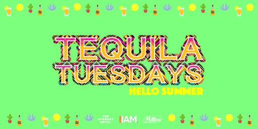Tequila Tuesdays #145 - Hello Summer