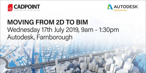 Moving from 2D to BIM