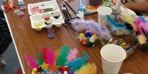 Mirfield Show Children's Craft Workshop 2019