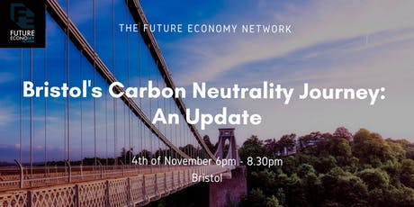 Bristol's Carbon Neutrality Journey: An Update tickets