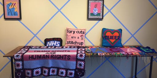 Rye Links Festival Presents: Intro to crochet activism with YARNACHIST