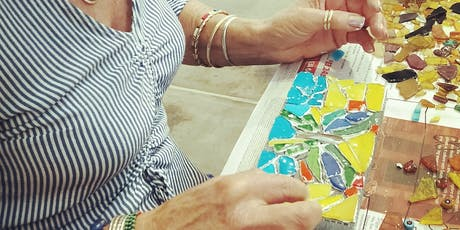 Recycled Glass Mosaic (adults) tickets