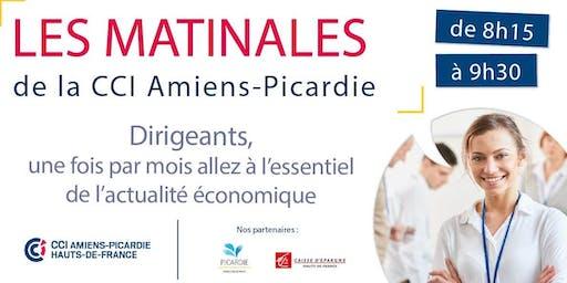 MATINALE DE LA CCI - Mon banquier, mon partenaire