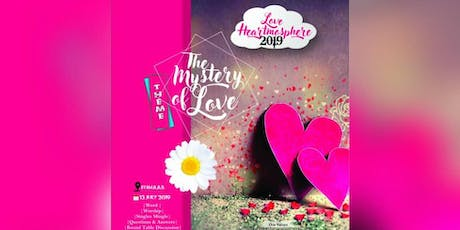 Love Heartmosphere 2019 tickets
