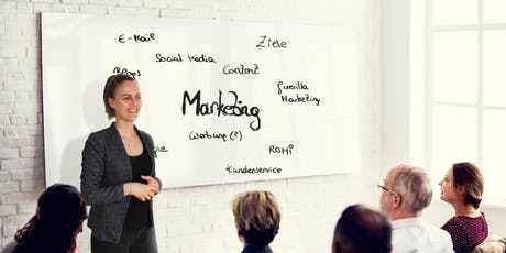 Marketing Strategie Workshop Tickets