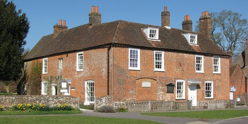 Guided Walk: In the Steps of Jane Austen