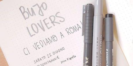 inchiostro and and paper - Il metodo del Bullet Journal con Miriam Lepore biglietti