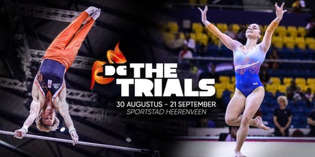 Dutch Gymnastics - The Trials  tickets