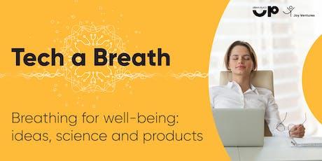 Tech a Breath tickets