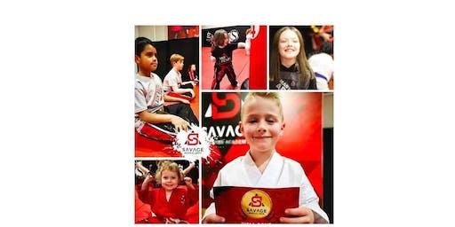 Karate for Concentration - FREE Workshop!