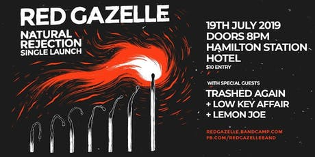 Red Gazelle @ Hamilton Station Hotel, Newcastle tickets