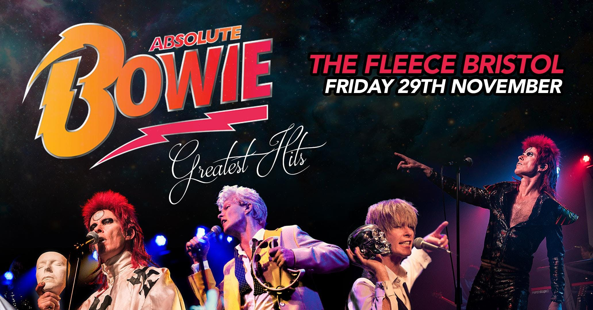 Absolute Bowie Greatest Hits Show