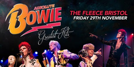 Absolute Bowie Greatest Hits Show tickets
