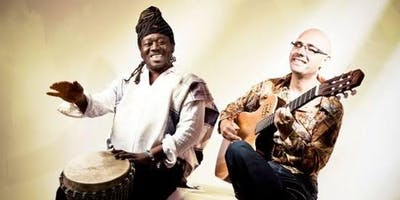 TwoManTing (Sunshine Afro-roots)  \\ The Art House \\ Sat 21 June 2019 7.30pm