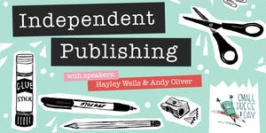 Ignite Chelmsford Meetup: Independent Publishing