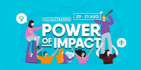 2019 Social Traders Conference - Power of Impact  tickets