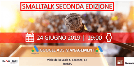 SmallTalk: Acquisition Marketing biglietti