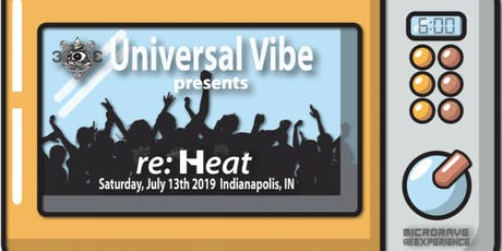 re:heat  a microrave experience tickets