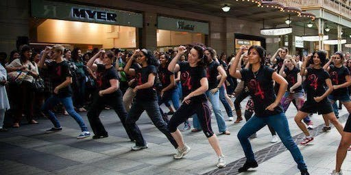 """BOLLY DANCE IN A FLASH MOB"" FOR BEGINNERS COURSE @ City (5 weeks)"