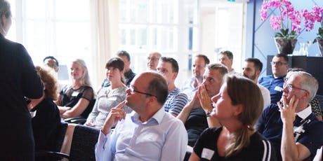 Hét IJssel Netwerkevent | Boost je Marketing in 4 stappen! tickets