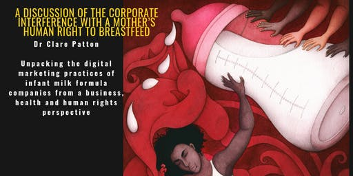 Corporate interference with maternal right to breastfeed