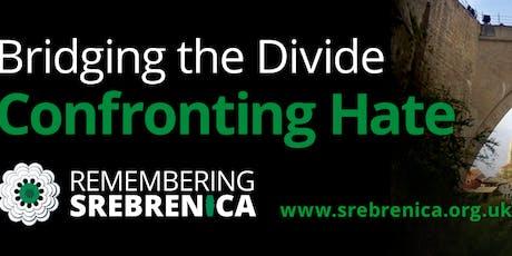Wirral Remembers Srebrenica tickets