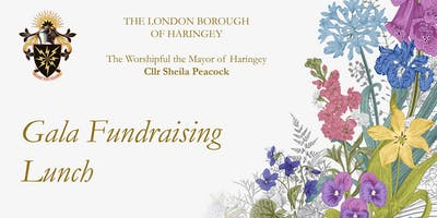 Gala Fundraising Lunch on 18 July 2019 for the Mayor of Haringey
