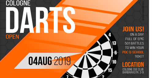 Cologne Darts Open 01