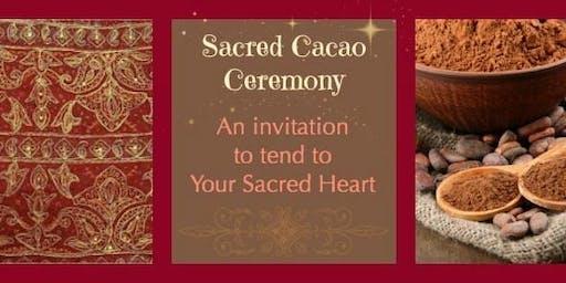 Shamanic winter Cacao ceremony - July 2019
