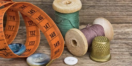 Reduce Your Impact - Learn to Sew
