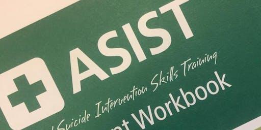 ASIST - Applied Suicide Intervention Skills Training - 2 Days