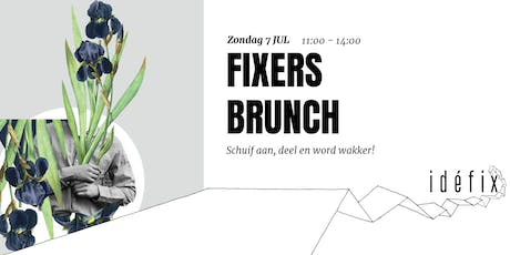 Fixers Brunch tickets