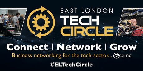 East London Tech Circle- Launch Event tickets