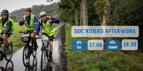 Doc'Riders Afterwork tickets