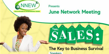 SALES: THE KEY TO BUSINESS SURVIVAL tickets